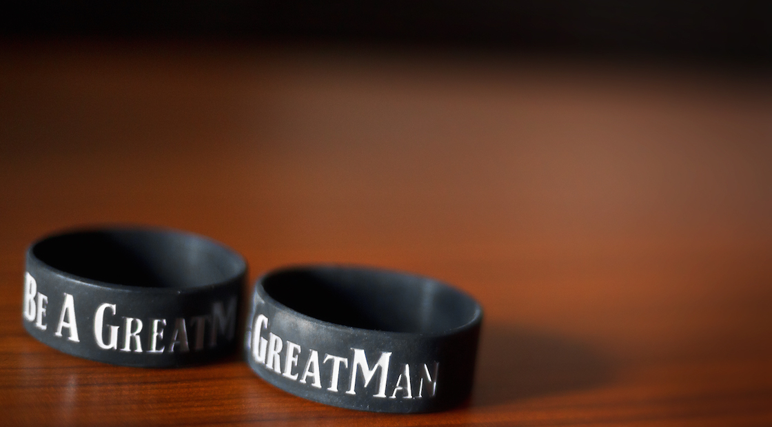 What is a GreatMan Event?