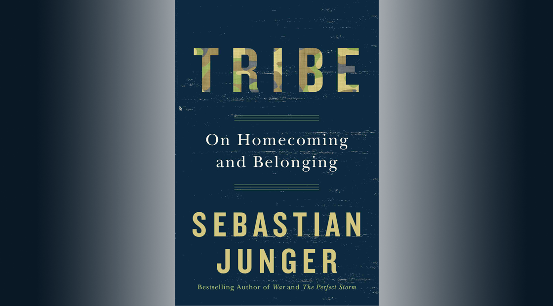 Book Review - Tribe by Sebastian Junger