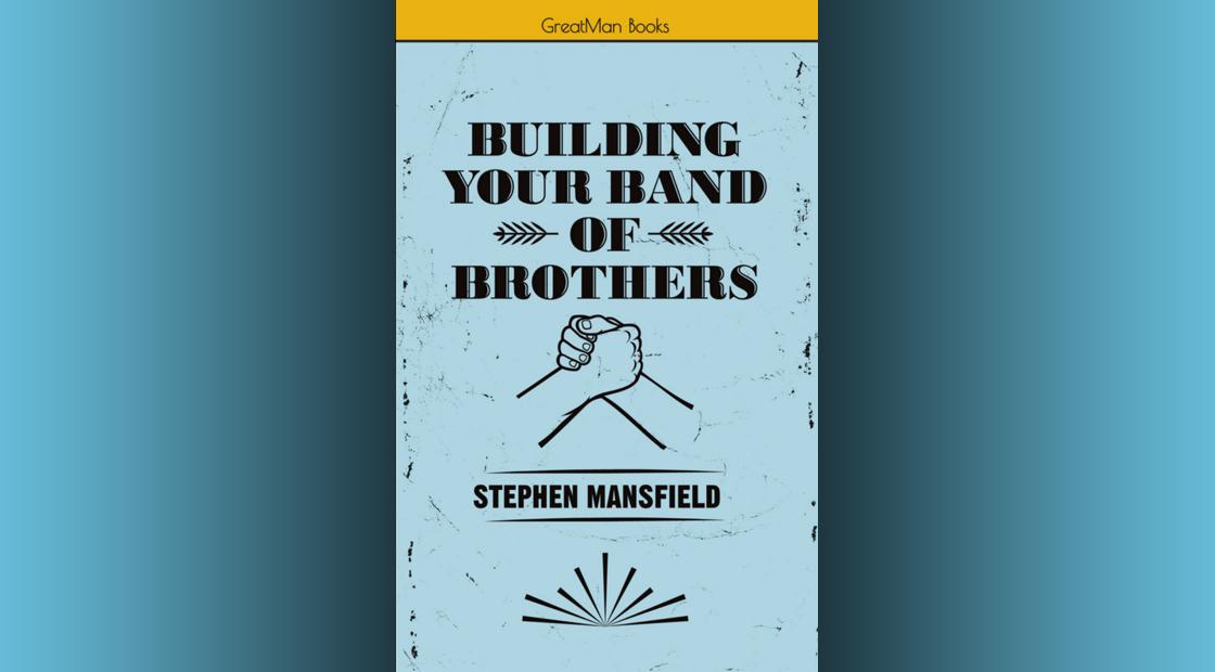 Stephen's New Book for Men