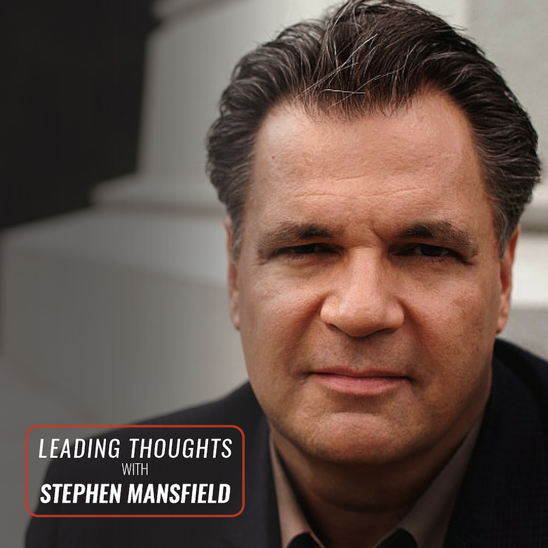 Healthy Confrontation Powers Your Organization Forward - Stephen Mansfield.TV