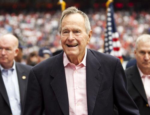 Tribute: George H.W. Bush