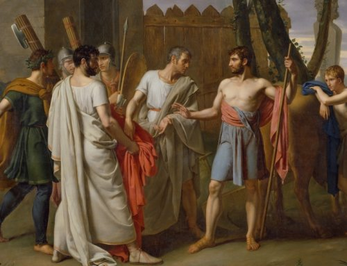 The Cincinnatus Myth?