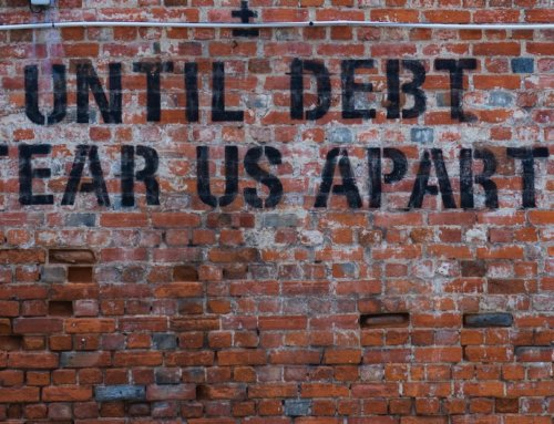 Our Crisis of Debt